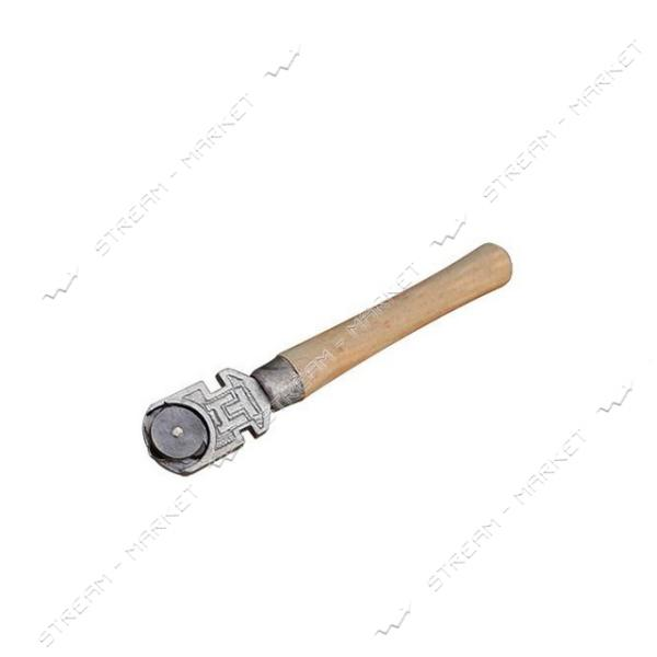 Стеклорез с деревянной ручкой