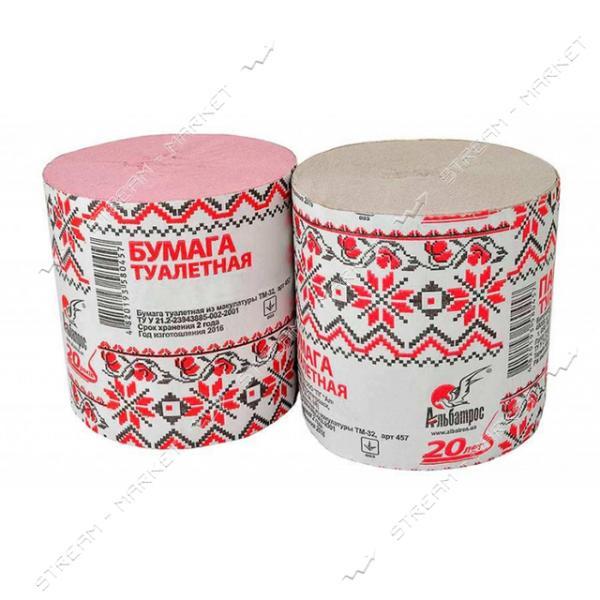 Альбатрос 457 Туалетная бумага Вышиванка 1шт