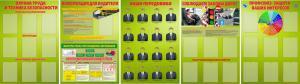 Фото 8. Стенды для автошкол, учебных комбинатов и автотранспортных предприятий Стенд для автотранспортного предприятия