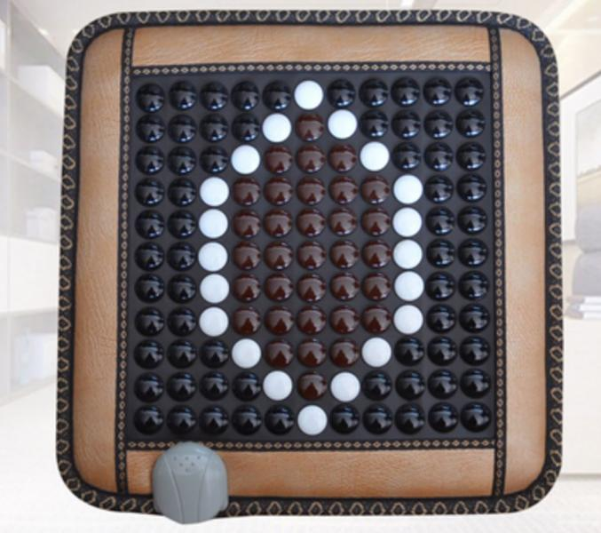 Мини коврик с подогревом из турманиевой керамики Турмалин+Нефрит (в ассортименте 7 видов)