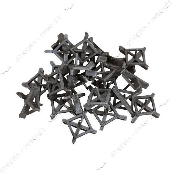 Крестики дистанционные MASTERTOOL 81-0620 многоразовые тип 1, 2.0мм 30шт