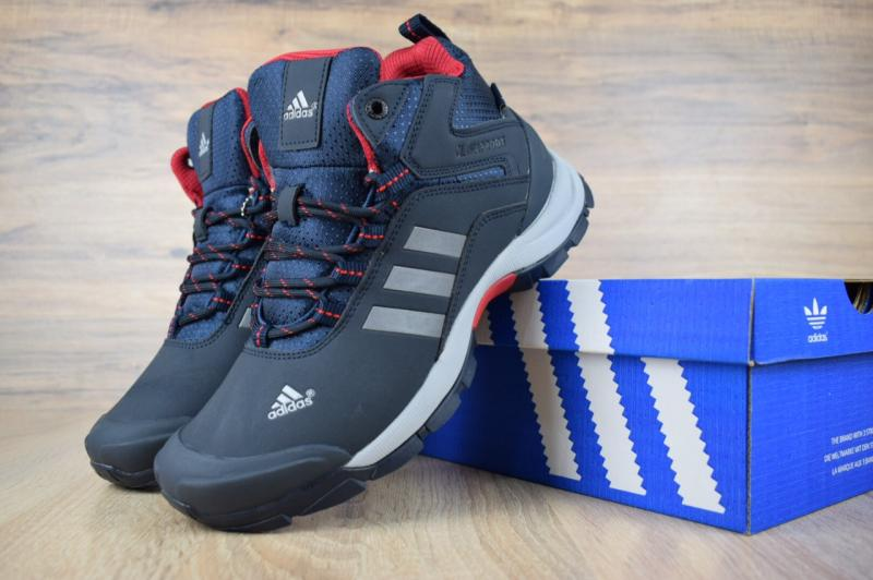 Фото  Adidas ClimaProof Blue Red (41-45)