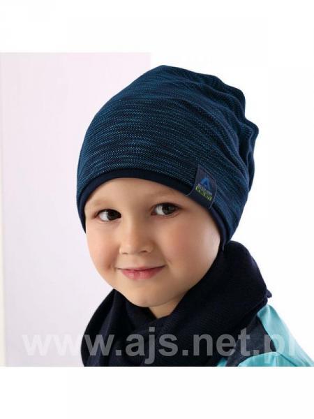 Шапки детские для мальчиков 36AJS139 Польша Наличие цвета уточняйте