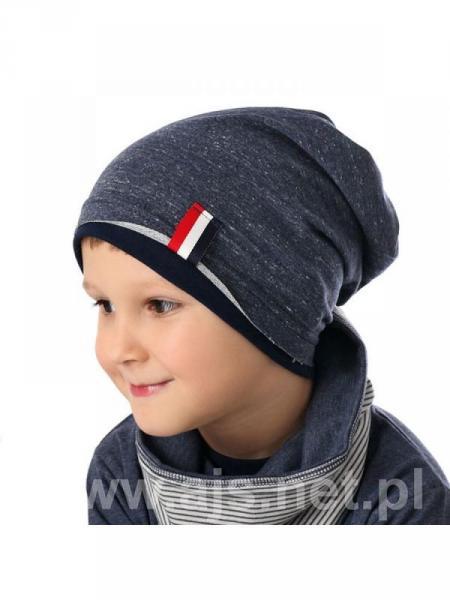 Шапки детские для мальчиков 36AJS145 Польша
