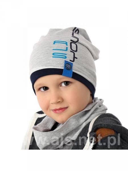 Шапки детские для мальчиков 36AJS149 Польша