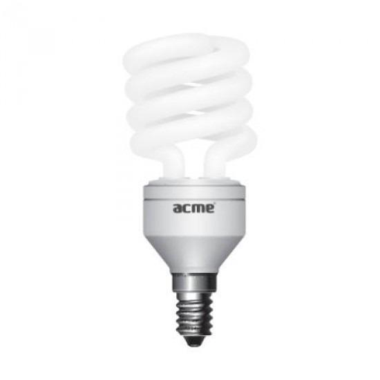 "Лампа энергосберегающая ""Half Spiral"" (13W E14 10000h)"