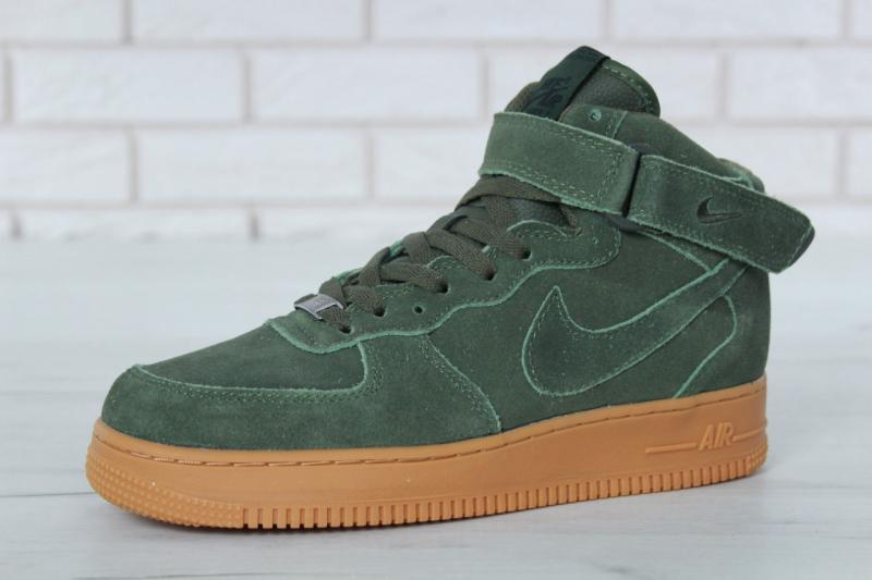 Nike Air Force High Green (41-46)