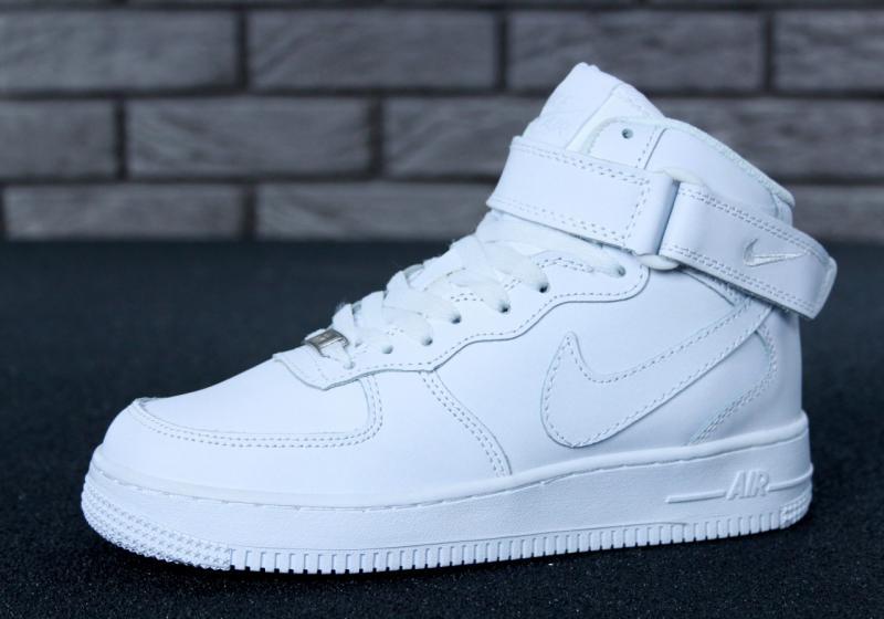 Nike Air Force High White (36-41)