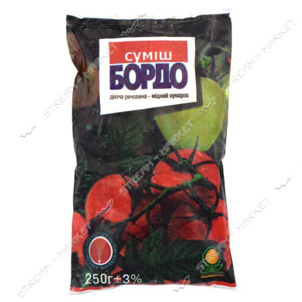 Бордовская смесь Садівник 250гр