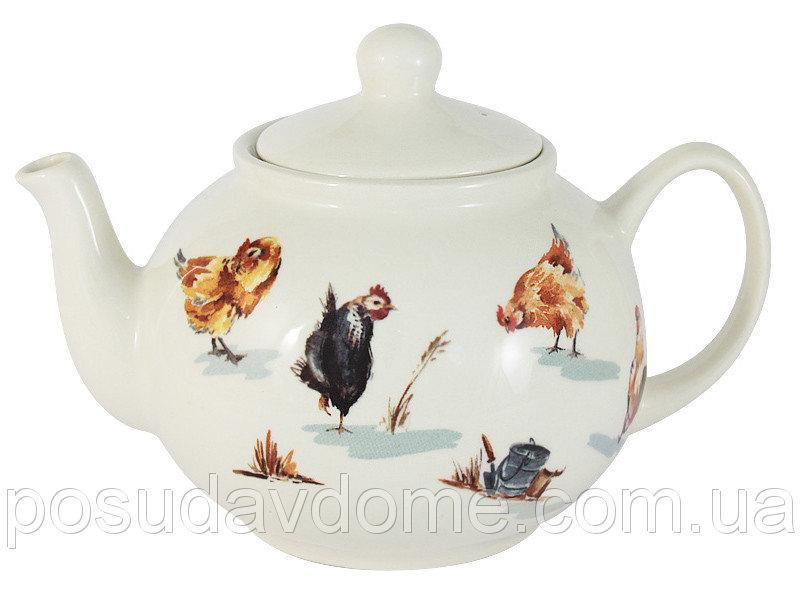 Чайник заварочный Lefard Птичья ферма 1150 мл, 910-127