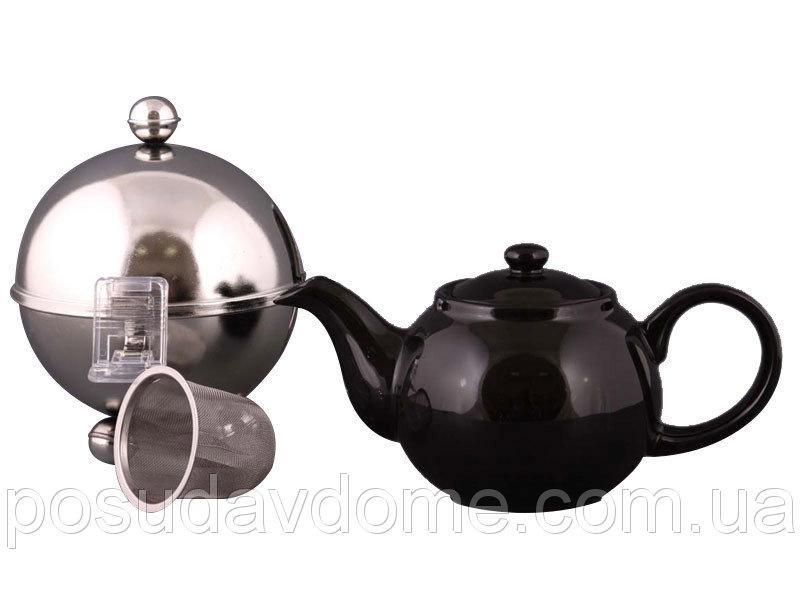 Чайник заварочный с колпаком Lefard 750 мл, 470-147