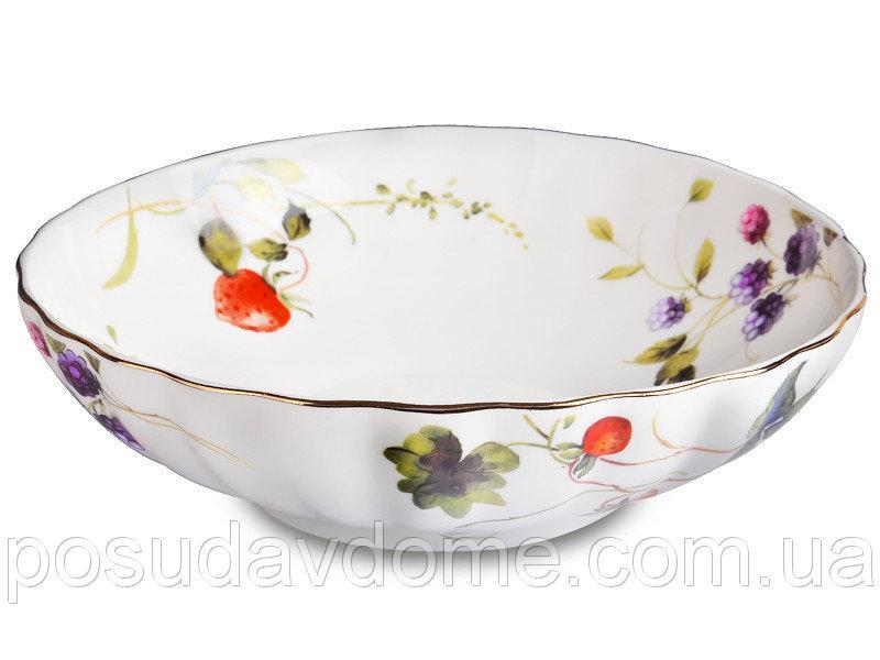 """Салатник Lefard """"Лесная ягода"""" 23x23x7 см, 943-044"""