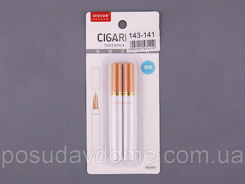 Набор подставок для зубочисток Lefard Сигарета 2 предмета, 143-141