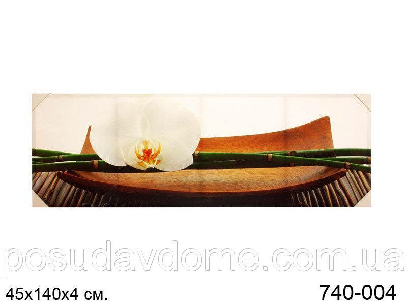 Панно декоративное Brookpace 45x140x4cm, 740-004