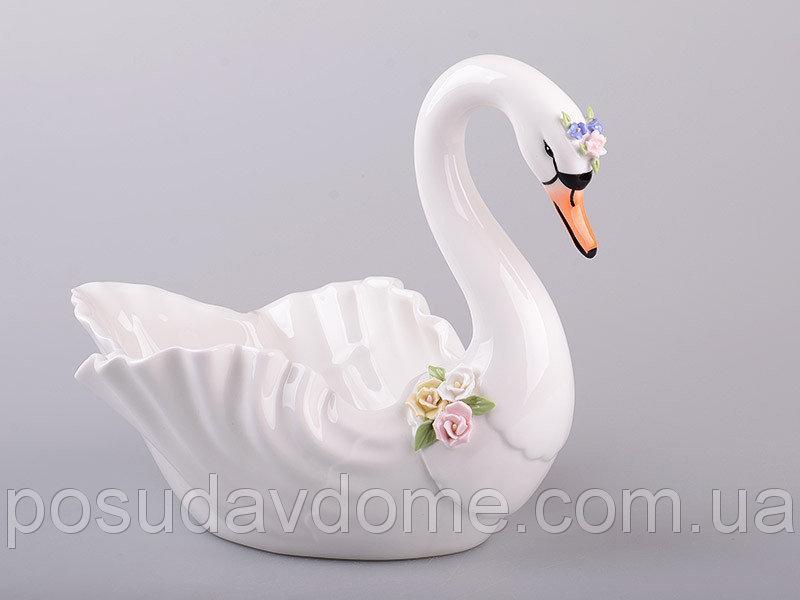 """Фруктовница """"лебедь"""", 26 см, Lefard, 101-746"""