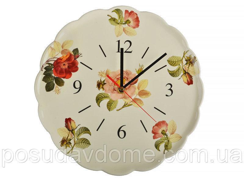 Часы настенные Nuova Cer Primavera 30 см, 612-029