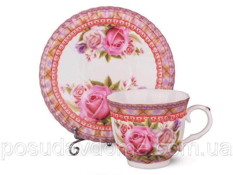 Чайный сервиз Lefard Весеннее настроение 12 предметов, 436-007