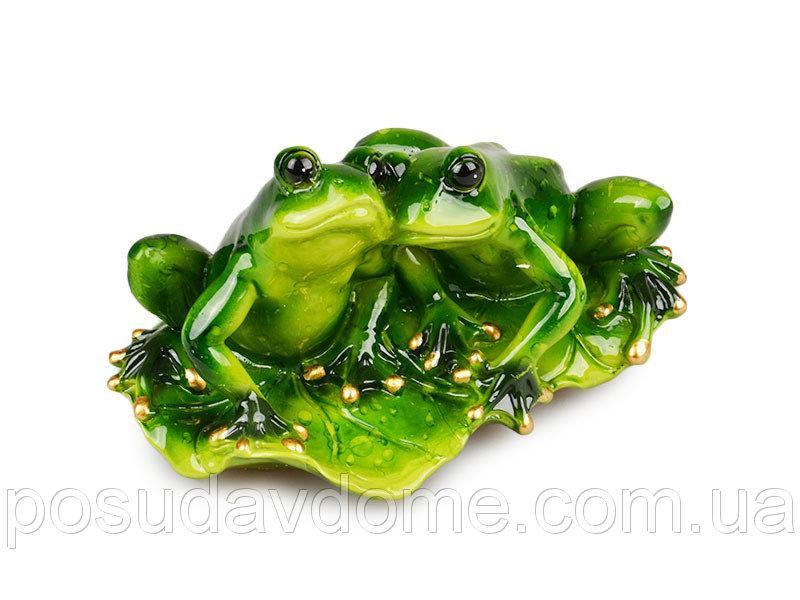 Фигурки декоративная лягушки, Lefard, 919-101