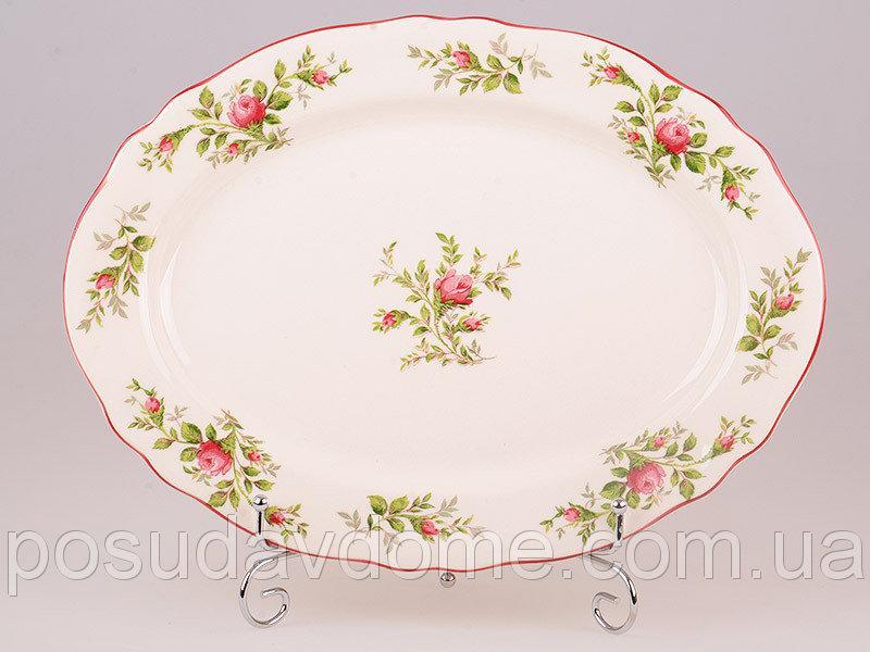 Блюдо Lefard Английская роза 36 см, 910-026