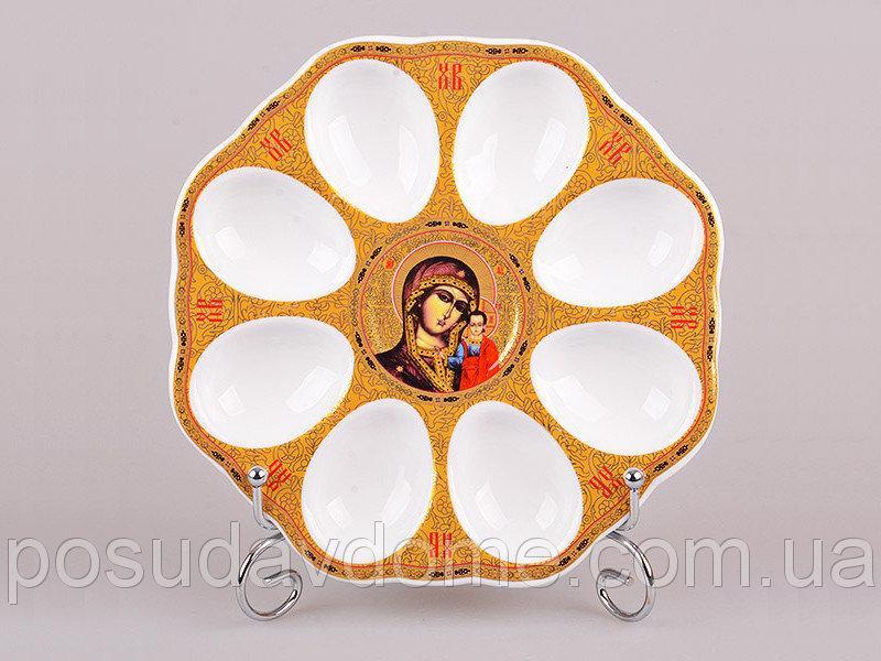 Тарелка для яиц Lefard 22х20х2 см, 55-2905
