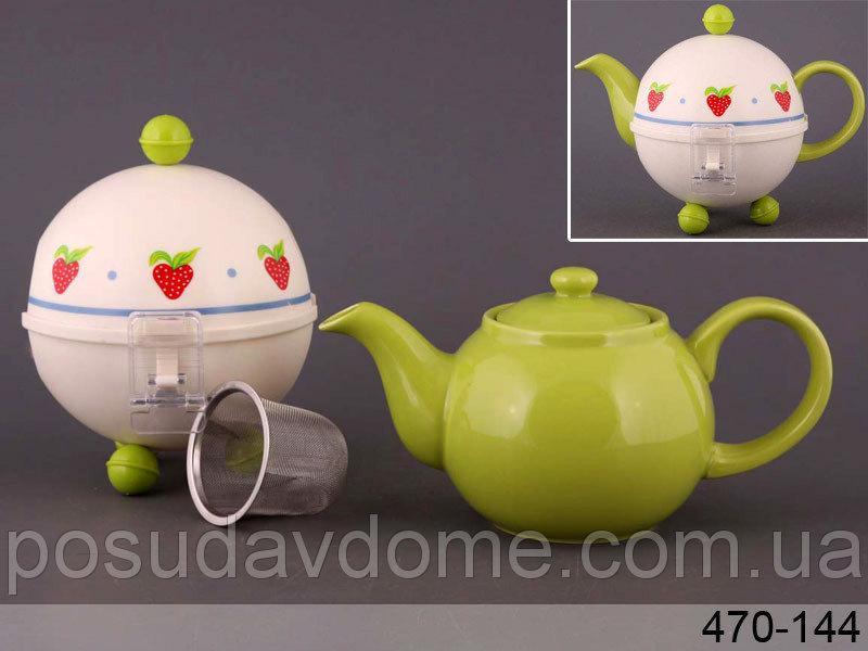 Чайник заварочный с колпаком Lefard 750 мл, 470-144