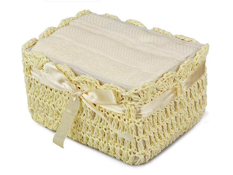 Комплект полотенец из 2 шт 40х60 см Lefard в подарочной упаковке, 813-011