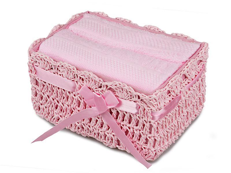 Комплект полотенец из 2 шт 40х60 см Lefard в подарочной упаковке, 813-012
