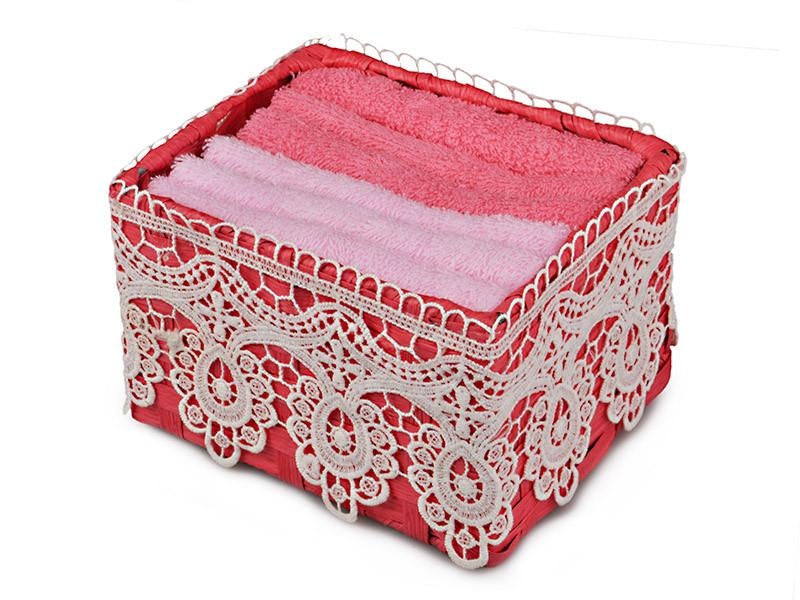 Комплект салфеток из 6 шт 30х30 см Lefard в подарочной упаковке, 813-043