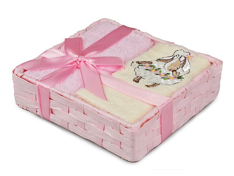 Комплект салфеток из 4 шт 30х30 см Lefard в подарочной упаковке, 813-045