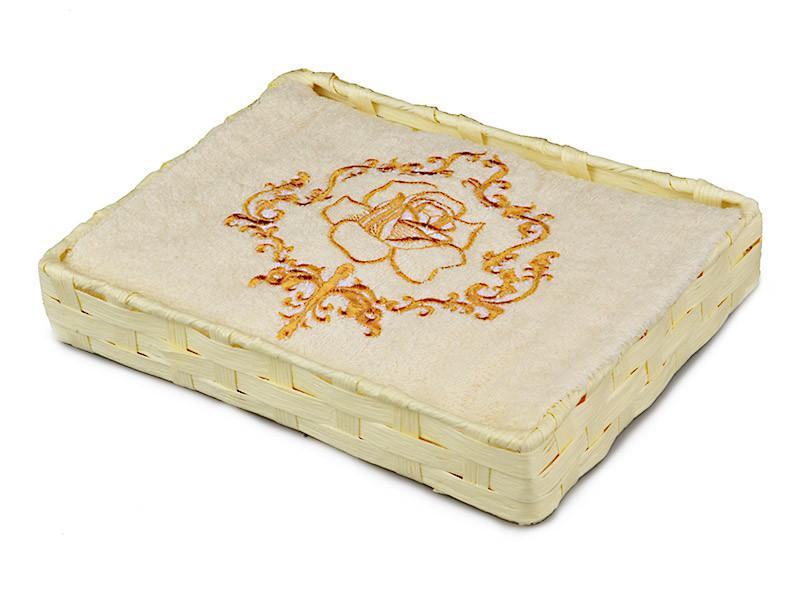 Полотенце 50х90 см Lefard в подарочной упаковке, 813-050