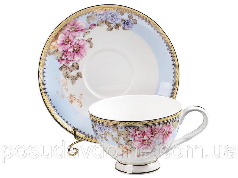"""Чайный набор """"Мэри блю"""" 12 предметов, Lefard, 264-633"""