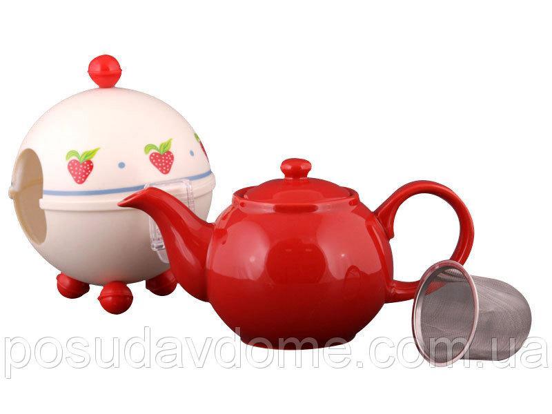 Чайник заварочный с колпаком Lefard 750 мл, 470-141