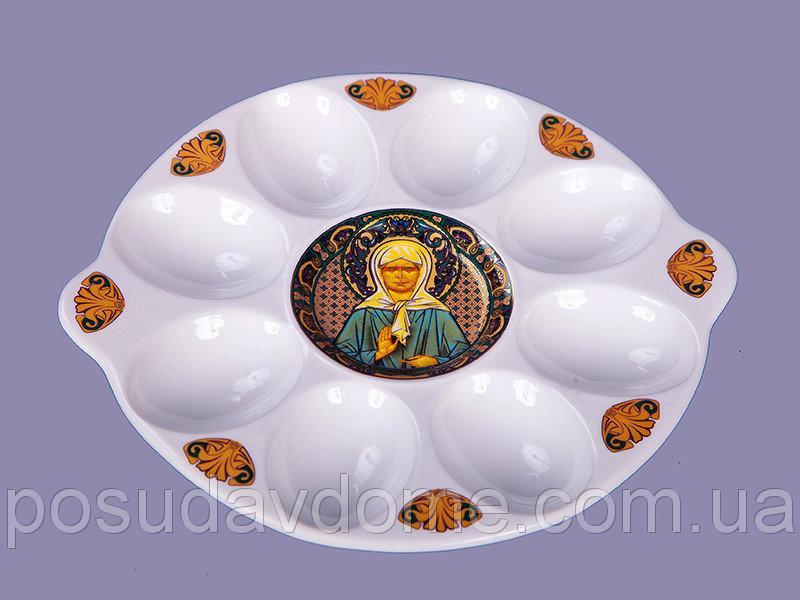 Тарелка для яиц Lefard 22х20х2 см, 722-112