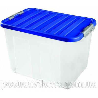 Клипбокс Ящик пластиковый 75л, 60*40*40см, HEIDRUN, 1615
