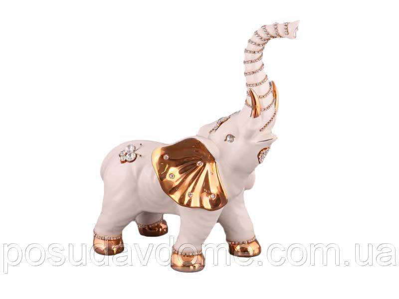 """Фигурка декоративная """"слон"""" 31 см, Lefard, 98-1074"""