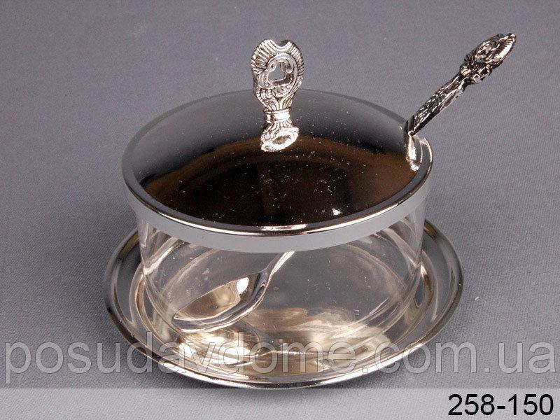 Сахарница с ложечкой Lefard , 258-150