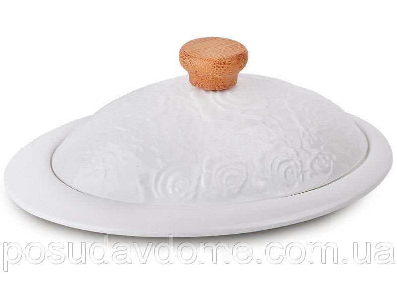 Масленка Lefard Бамбук 20,5х14,5х8 см, 944-010