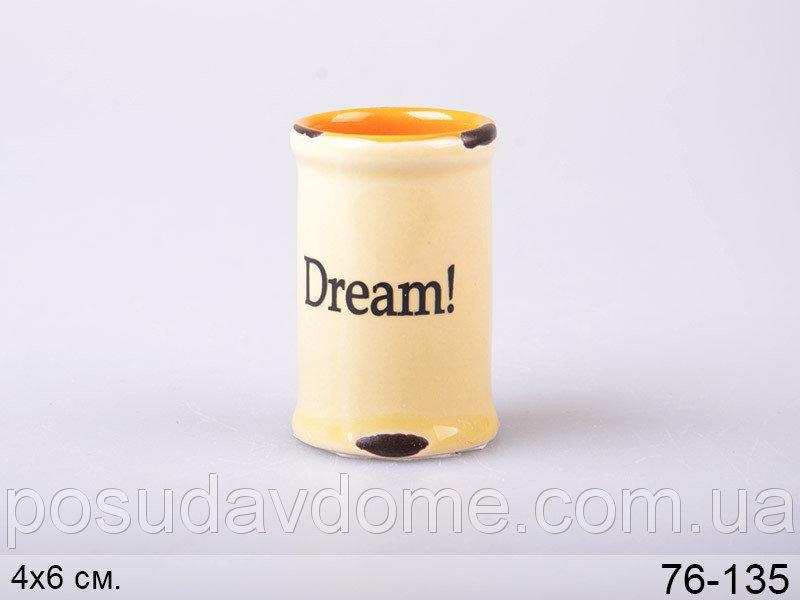 Подставка для зубочисток Lefard Мечта 4х6 см, 76-135