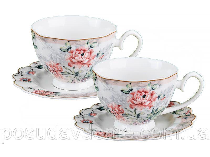 Чайный набор 4 предмета, 250 мл, Lefard, 165-319