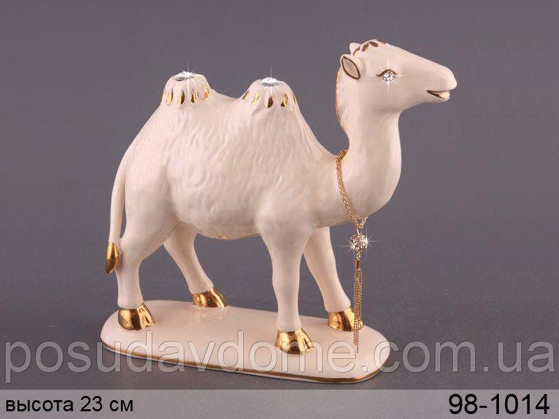 Фигурка декоративная верблюд, Lefard, 98-1014