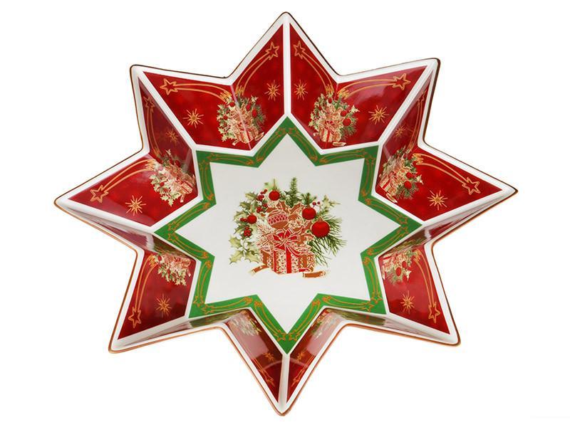 Салатник Lefard Christmas collection 32 см, 586-212