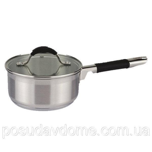 Ковш Fissman Magnifika 1,5 л, нерж.сталь, SS-5350.16