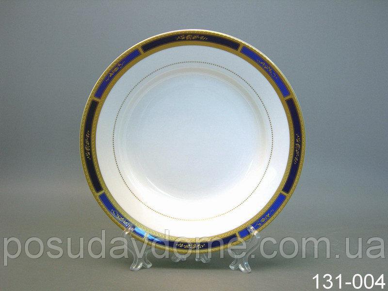 Тарелка Lefard белая , 131-004