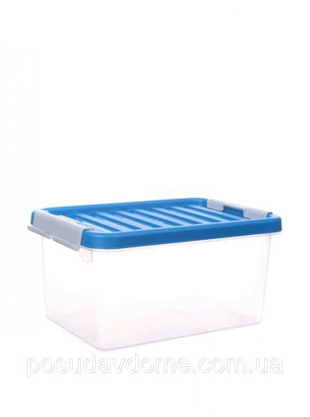 Клипбокс Ящик пластиковый 5л, 29*19*14см, HEIDRUN, 1630