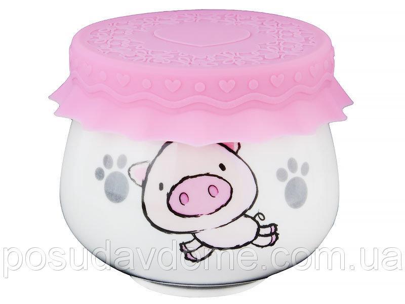 Баночка для хранения Lefard Свинка 180 мл, 359-373
