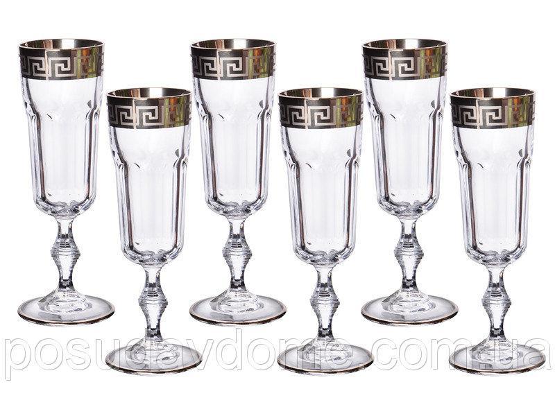 Набор фужеров для вина 6 шт Same Decorasione, 103-175