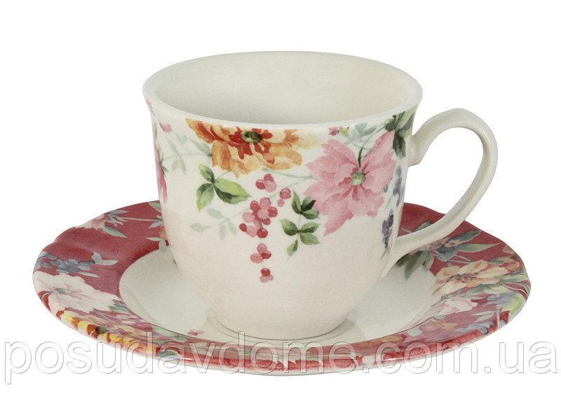 Чайный набор Lefard Цветочный сад 2 предмета 240 мл, 910-103
