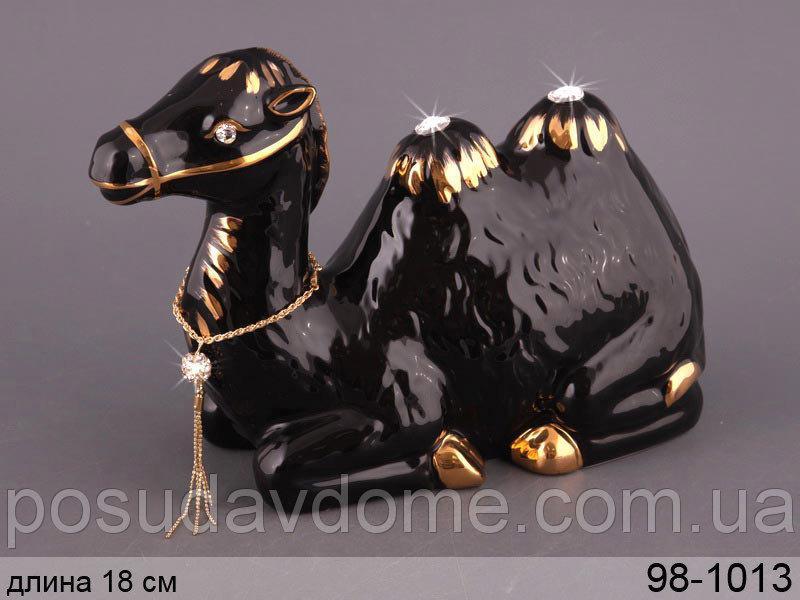 Фигурка декоративная верблюд, Lefard, 98-1013