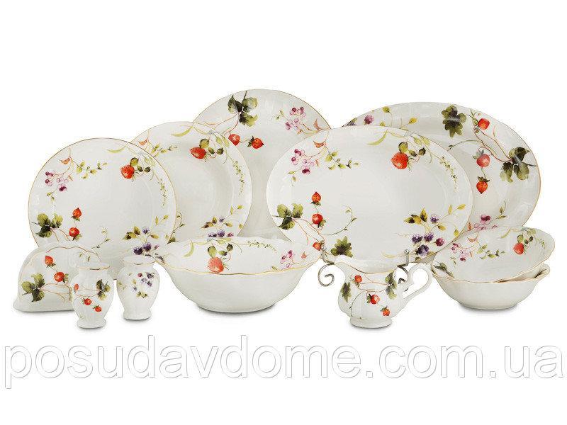 Столовый сервиз Lefard Лесная ягода 27 предметов, 943-002