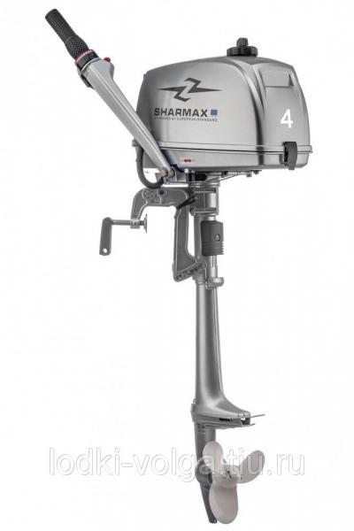 Лодочный мотор SHARMAX SM4HS